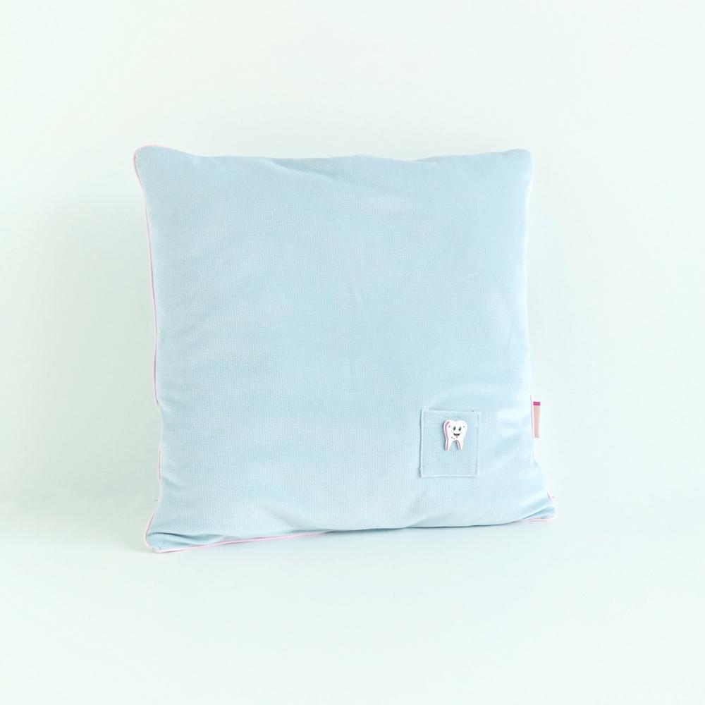 Poduszka kieszonka na mleczny ząbek dziewczynka